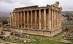 Tempel des Bacchus - Baalbek