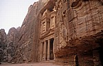 Khazne Firaun (Schatzhaus des Pharao) - Petra