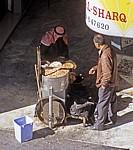 Erdnußverkäufer - Amman