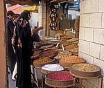 Geschäft für Nüsse - Amman