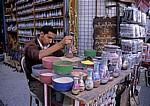 Herstellung von Sandflaschen - Amman