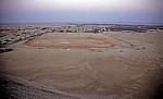 Blick von der Qalaat Ibn Maan (Burg) auf Tadmor - Palmyra