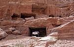 Höhlengarage - Petra
