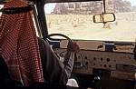 Beduine auf der Jeep-Fahrt durch die Wüste - Wadi Rum