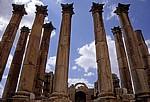 Gerasa: Artemis-Tempel - Jerash