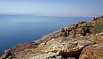 Blick vom Dead Sea Panoramic Complex - Totes Meer