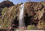 Hammamat Ma'in: Thermalquellen - Wadi Zarqa Ma'in