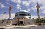 King Abdullah-Moschee - Amman
