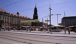 Altmarkt: Frühjahrsmarkt - Dresden