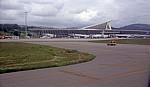 Flughafen Bilbao: Terminal - Bilbao