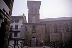 Kirche und Tor Notre-Dame - Saint-Jean-Pied-de-Port