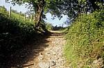 Jakobsweg (Navarrischer Weg): Aufstieg - Pyrenäen (F)