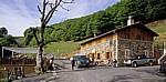 Jakobsweg (Navarrischer Weg): Pilgerherberge - Orisson