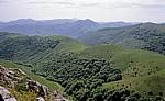 Jakobsweg (Navarrischer Weg): Landschaft - Pyrenäen (F)