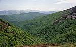 Jakobsweg (Navarrischer Weg): Landschaft - Pyrenäen