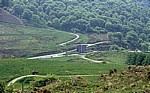 Jakobsweg (Navarrischer Weg): La Capilla de San Salvador en el Puerto de Ibañeta - Pyrenäen