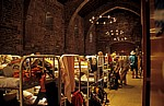 Kirchliche Herberge: Schlafsaal - Roncesvalles