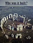Hinweistafel  - Stonehenge