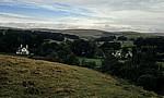 Einzelne Gehöfte in der Landschaft  - Dartmoor National Park (Devon)