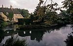 Typisches Haus aus Cotswold-Stein  - Cotswolds