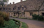 Arlington Row: Weber-Cottages - Bibury