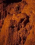 Stump Cross Caverns - Schlafende Katze (Gesteinsformation)  - Appletreewick