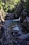 Kleiner Wasserfall - Fort William