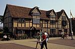 Shakespeares Geburtshaus  - Stratford-upon-Avon