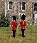 Windsor Castle: Coldstream Guards  - Windsor