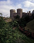 Windsor Castle: Normannisches Tor  - Windsor