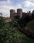 Windsor Castle: Normannisches Tor  - Windsor