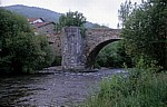 Punte de la Rabia (Brücke der Tollwut)  - Zubiri