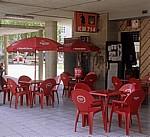 "Jakobsweg (Navarrischer Weg): Bar ""KM 714"" - Burlada"