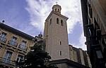 Iglesia de San Saturnino - Pamplona
