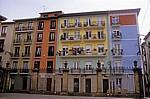Calle Dormitalería: Wohnhäuser - Pamplona