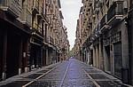 Morgenstimmung in der Innenstadt - Pamplona