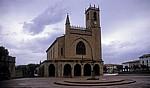 Igelisa de San Juan Bautista - Obanos