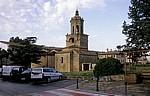 Santa María de la Vega y del Crucifijo (Kruzifix-Kirche) - Puente la Reina