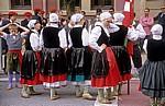 """Fest """"Virgen del Puy"""": Volkstänzer - Estella"""