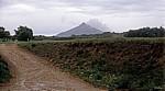 Jakobsweg (Camino Francés): Pico de Monjardín - Navarra