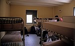 Schlafsaal einer Pilgerherberge - Logroño