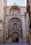 Iglesia de Santiago el Real - Logroño