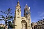 La Concatedral de Santa María de la Redonda - Logroño