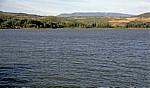 Jakobsweg (Camino Francés): Parque la Grajera - Pantano de la Grajera (Stausee) - La Rioja