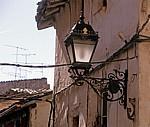 Altstadt: Wandlampe - Nájera