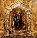 Catedral de El Salvador: Grabmemorial des Hl. Domingo  - Santo Domingo de la Calzada