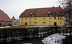 Schloß Hünnefeld: Wirtschaftshof - Bad Essen