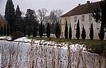 Schloß Hünnefeld: Landschaftsgarten - Bad Essen