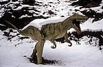"""Barkhausen: Verschneiter """"Megalosaurier"""" - Bad Essen"""