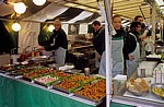 Markt: Fischstand - Enschede